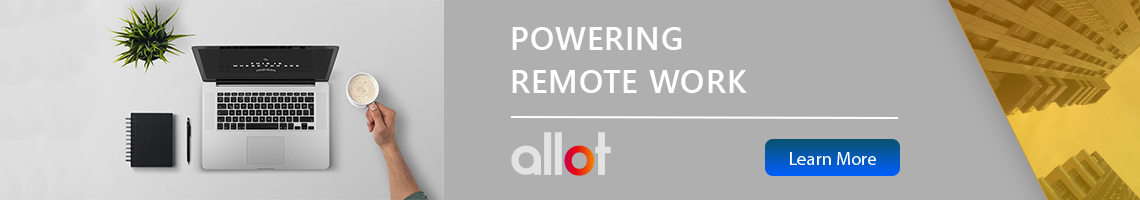 Allot Remote Work